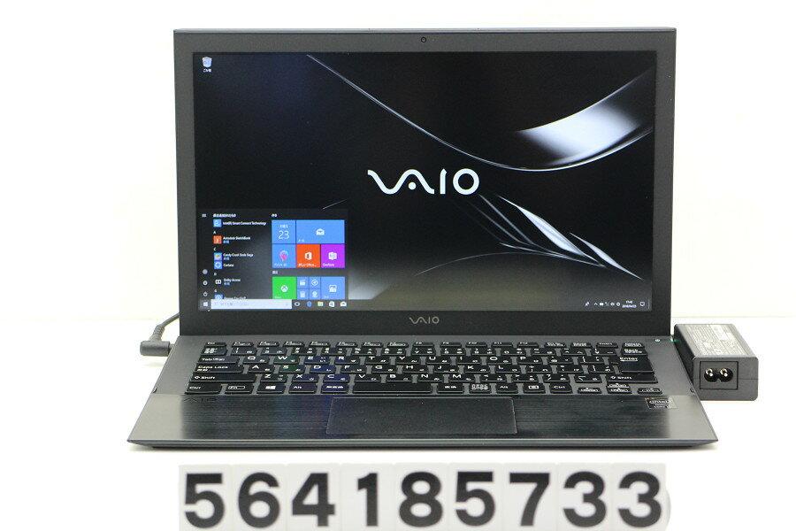 VAIO VJP131B01N Core i5 4210U 1.7GHz/4GB/128GB(SSD)/13.3W/FHD(1920x1080)/Win10【中古】【20180424】