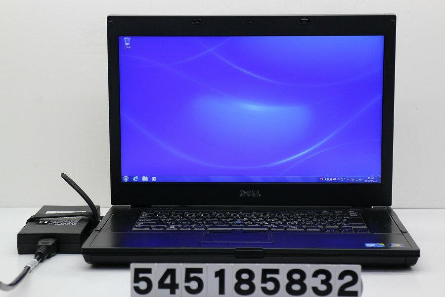 DELL Precision M4500 Core i7 Q840 1.87GHz/8GB/500GB/Multi/15.6W/FHD(1920x1080)/Win7/Quadro FX 1800M Webカメラ難あり【中古】【20180515】