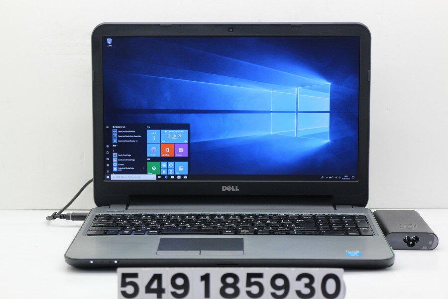 DELL Latitude 3540 Core i5 4200U 1.6GHz/8GB/500GB/Multi/15.6W/FHD(1920x1080)/Win10/Radeon HD 8790M【中古】【20181004】