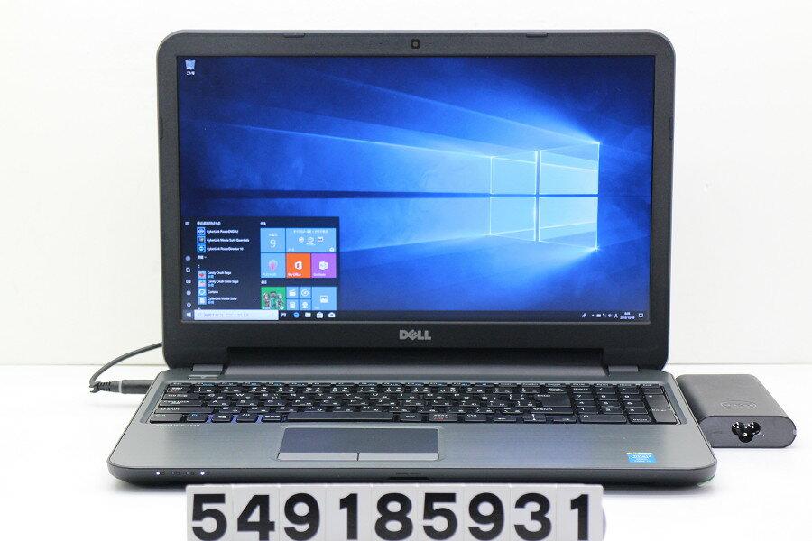 DELL Latitude 3540 Core i5 4200U 1.6GHz/8GB/500GB/Multi/15.6W/FHD(1920x1080)/Win10【中古】【20181010】