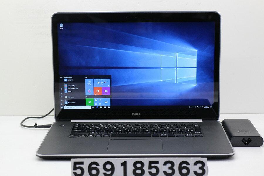 DELL Precision M3800 Core i7 4702HQ 2.2GHz/16GB/128GB(SSD)/15.6W/FHD(1920x1080) タッチパネル/Win10/Quadro K1100M【中古】【20181016】