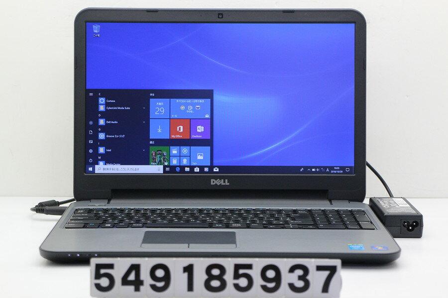 DELL Latitude 3540 Core i3 4010U 1.7GHz/4GB/500GB/Multi/15.6W/FWXGA(1366x768)/Win10【中古】【20181031】