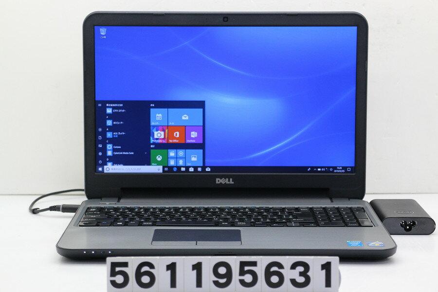 DELL Latitude 3540 Core i5 4200U 1.6GHz/8GB/320GB/Multi/15.6W/FHD(1920x1080)/Win10【中古】【20190206】