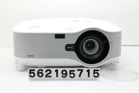 【ジャンク品】NEC ViewLight NP2000J プロジェクター 表示不良【中古】【20190312】