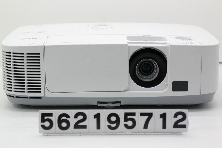 【ジャンク品】NEC ViewLight NP-P451WJL プロジェクター 表示不良【中古】【20190319】