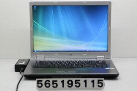 NEC PC-VY21MEZ76 Celeron M 585 2.16GHz/2GB/80GB/DVD/15.4W/WXGA(1280x800)/RS232C/Vista バッテリー完全消耗【中古】【20190528】