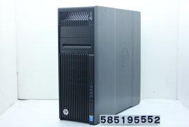 hp Z640 Workstation Xeon E5-2620 v3 2.4GHz(2基搭載)/16GB/500GB+2TB×2/Multi/Win10/Quadro K620【中古】【20190604】