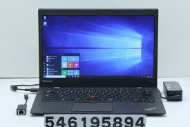 Lenovo ThinkPad X1 Carbon Core i5 5300U 2.3GHz/8GB/240GB(SSD)/14W/FHD(1920x1080)/Win10【中古】【20190613】