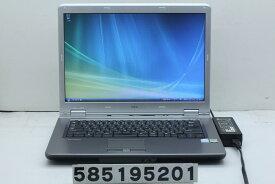 NEC PC-VY21MEZ76 Celeron M 585 2.16GHz/2GB/80GB/DVD/15.4W/WXGA(1280x800)/RS232C/Vista バッテリー完全消耗【中古】【20190625】