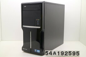 mouse computer Mpro-i702B-WS-0122 Core i7 3820 3.6GHz/16GB/2TB/Multi/Win10/GeForce GTX1050Ti サウンド不良【中古】【20191112】