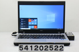 NEC PC-VK27MCZCM Core i5 4310M 2.7GHz/4GB/500GB/13.3W/WXGA++(1600x900)/Win10【中古】【20200205】