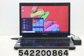 東芝 dynabook R732/H Core i5 3340M 2.7GHz/4GB/128GB(SSD)/Multi/13.3W/FWXGA(1366x768)/Win10 キーボード難あり【中古】【20200219】