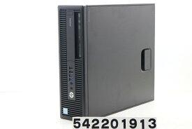 hp EliteDesk 800 G2 SFF Core i5 6500 3.2GHz/8GB/256GB(SSD)+500GB/Multi/RS232C/Win10【中古】【20200219】