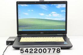 富士通 FMV-A8280 Core2Duo P8700 2.53GHz/2GB/250GB/Multi/15.6W/FWXGA(1366x768)/XP【中古】【20200219】