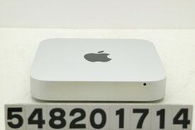 Apple Mac mini Server A1347 Mid 2010 Core2Duo P8800 2.6GHz/4GB/256GB(SSD)/GeForce 320M ファン音大きい SDスロット不良【中古】【20200908】