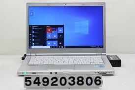 Panasonic CF-LX3RDKCS Core i3 4010U 1.7GHz/4GB/128GB(SSD)/14W/FWXGA(1366x768)/Win10【中古】【20200925】