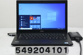 DELL Latitude 7280 Core i5 6200U 2.3GHz/4GB/256GB(SSD)/12.5W/FWXGA(1366x768)/Win10【中古】【20201013】