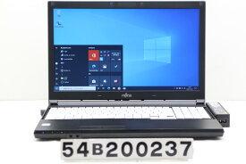 富士通 LIFEBOOK A576/SX Core i5 6300U 2.4GHz/8GB/256GB(SSD)/Multi/15.6W/FWXGA(1366x768)/Win10【中古】【20201126】