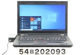 Lenovo ThinkPad T430 Core i5 3320M 2.6GHz/4GB/128GB(SSD)/14W/FWXGA(1366x768)/Win10【中古】【20201126】