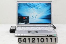 Panasonic CF-SZ6ADYVS Core i3 7100U 2.4GHz/8GB/256GB(SSD)/12.1W/WUXGA(1920x1200)/Win10【中古】【20210109】