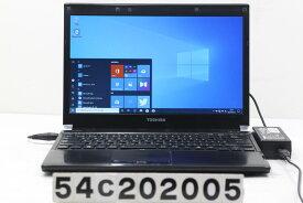 【ジャンク品】東芝 dynabook R732/H Core i5 3340M 2.7GHz/4GB/128GB(SSD)/13.3W/FWXGA(1366x768)/Win10 キーボード不良【中古】【20210113】
