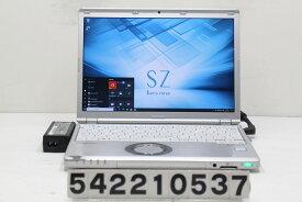 Panasonic CF-SZ6ADYVS Core i3 7100U 2.4GHz/8GB/256GB(SSD)/12.1W/WUXGA(1920x1200)/Win10【中古】【20210218】