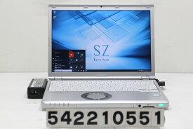 Panasonic CF-SZ6ADYVS Core i3 7100U 2.4GHz/8GB/256GB(SSD)/12.1W/WUXGA(1920x1200)/Win10 ヒンジカバー割れ【中古】【20210219】