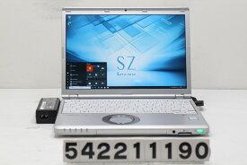 Panasonic CF-SZ6ADYVS Core i3 7100U 2.4GHz/8GB/256GB(SSD)/12.1W/WUXGA(1920x1200)/Win10【中古】【20210219】