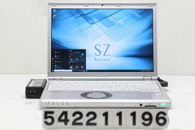 Panasonic CF-SZ6ADYVS Core i3 7100U 2.4GHz/8GB/256GB(SSD)/12.1W/WUXGA(1920x1200)/Win10 外装破損 ACエラー【中古】【20210224】