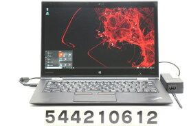 Lenovo ThinkPad X1 YOGA 1st Gen Core i7 6600U 2.6GHz/16GB/512GB(SSD)/14W/WQHD タッチパネル/Win10 ガラスパネル割れ【中古】【20210521】
