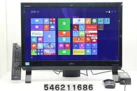 富士通 ESPRIMO FH56/RD Core i7 3632QM 2.2GHz/4GB/1TB/Blu-ray/21.5W/FHD(1920x1080)/Win8 BIOSパスあり【中古】【20210616】