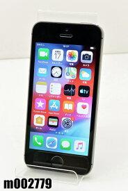 白ロム SoftBank Apple iPhone5s 32GB iOS12.4.4 Space Gray ME335J/A 初期化済 【m002779】 【中古】【K20200118】