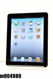 Wi-Fiモデル Apple iPad(初代) 32GB iOS5.1.1 MB293J/A 初期化済 【m004980】 【中古】【K20200721】