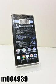 白ロム SIMフリー au SIMロック解除済 SONY Xperia XZ3 64GB Android9 White Silver SOV39 初期化済 【m004939】 【中古】【K20201020】