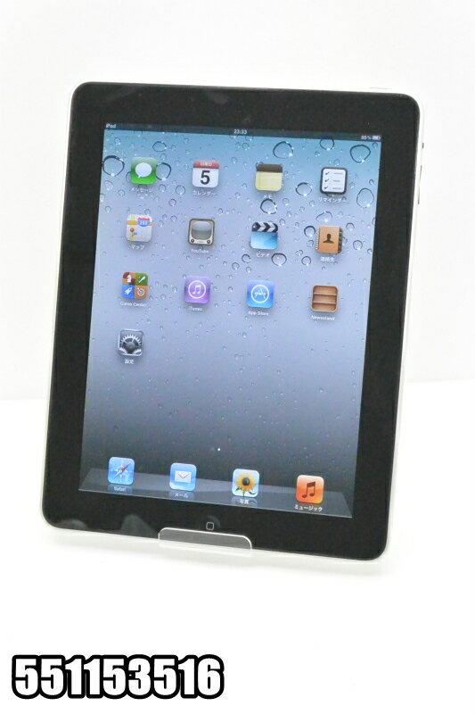 Wi-Fiモデル apple iPad(初代) 16GB iOS5.1.1 ブラック MC642J 初期化済 【551153516】 【中古】【K20180807】