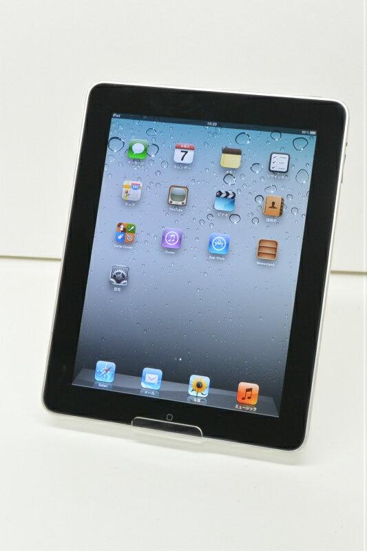 Wi-Fiモデル Apple iPad(初代) 16GB iOS5.1.1 ブラック MB292J 初期化済 【551154464】 【中古】【K20181109】