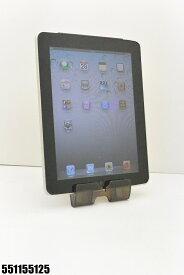 白ロム SoftBank Apple iPad(初代)+Cellular 64GB iOS5.1.1 Silver MC497LL 初期化済 【551155125】 【中古】【K20190329】