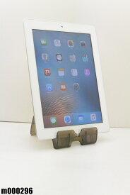 Wi-Fiモデル Apple iPad2 64GB iOS9.3.5 White MC981J/A 初期化済 【m000296】 【中古】【K20190405】