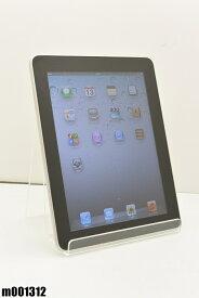 Wi-Fiモデル Apple iPad(初代) 64GB iOS5.1.1 Black MB294J/A 初期化済 【m001312】 【中古】【K20190515】