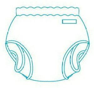 【モナーメディカル】パンツ型おむつカバー Mサイズ[おむつカバー・失禁パンツ/排泄関連用品/介護](359031)