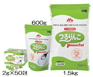 【クリニコ】 つるりんこ Powerful 2g×50包 とろみ剤 介護 (163004)