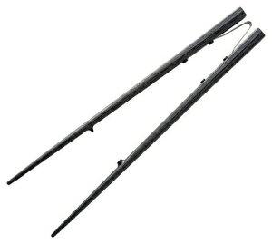 【青芳】楽々箸 ピンセットタイプ 樹脂製 介護 箸(931131)