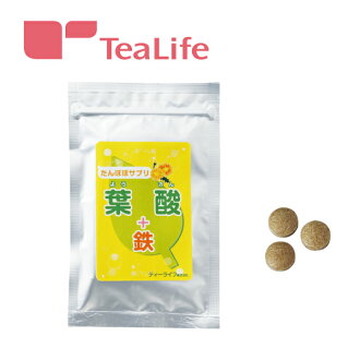 蒲公英營養品 葉酸+鐵(200毫克×90粒)約1個月