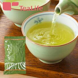 緑茶 ティーライフのまかない茶100個入お茶 静岡茶 ティーバック まかない 業務用 お徳用日本茶 静岡県産