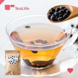 まるごと 食べる 黒豆茶 300g 黒豆 クロマメ ティーライフ