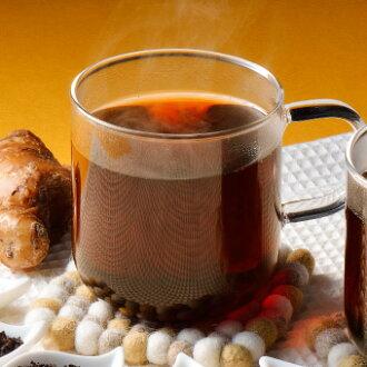 30 case for the concentration ginger diet Pu'er tea pot