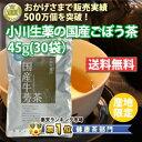 販売実績500万個突破国産 ごぼう茶45g(30袋)無漂白ティーバッグ使用DM便送料無料【当日発送可】※13時以降のご注文は翌日になります。