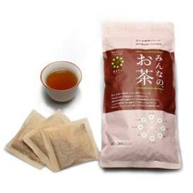 小川生薬 みんなのお茶国産原材料のブレンド茶 240g(8g×30袋)無漂白ティーバッグ