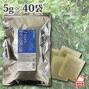小川生薬 香川産みんなのウラジロガシ茶 国産(香川産) 5g×40袋 無漂白ティーバッグ