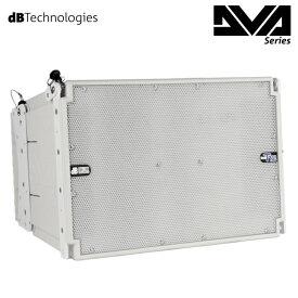 3-Wayアクティブライン アレイモジュール RDNet対応dBTechnologiesDVA T12W(ホワイト)(国内正規品)